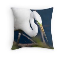 Hunting... Throw Pillow