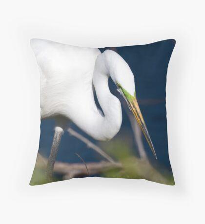 Hunting... Throw Pillow