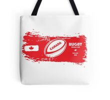 Canada Rugby World Cup Supporters Tote Bag
