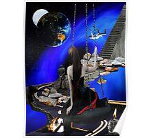 Cutting Edge Universe Poster