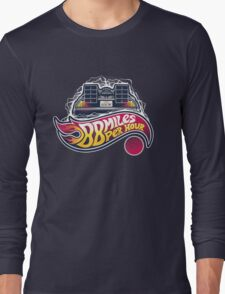 Hot Wheels to the Future T-Shirt