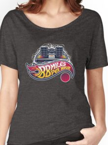 Hot Wheels to the Future Women's Relaxed Fit T-Shirt
