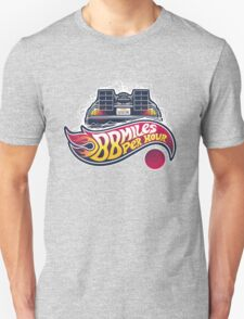 Hot Wheels to the Future Unisex T-Shirt