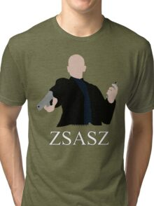 Victor Zsasz Tri-blend T-Shirt