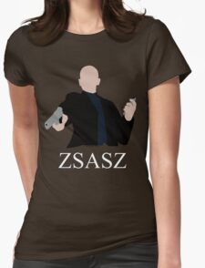 Victor Zsasz Womens Fitted T-Shirt