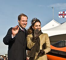 Prince William and Catherine No. 2. by ten2eight