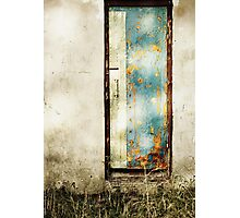 heaven's door Photographic Print