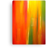 Bright Night - Abstract Canvas Print