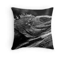 Tree-Hugger Throw Pillow