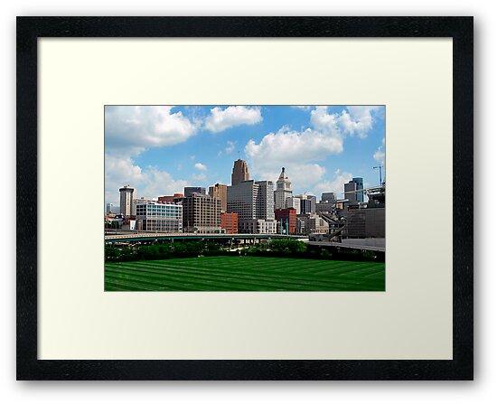 Cincinnati SkyLine 2 by Phil Campus