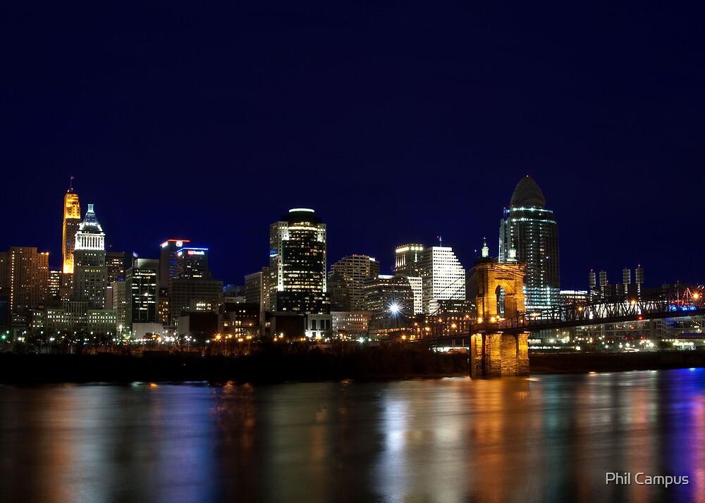 Cincinnati SkyLine 4 by Phil Campus