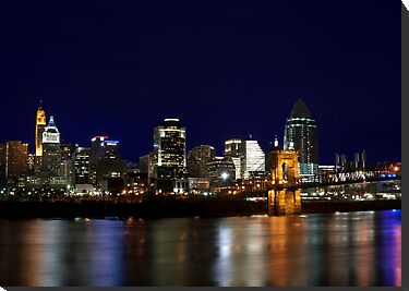 Cincinnati SkyLine 4 by Phil Campus