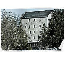 Elora Mill Inn Poster