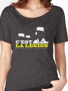 French Foreign Legion - C'est La Legion! Women's Relaxed Fit T-Shirt