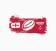 England Rugby World Cup Supporters Unisex T-Shirt