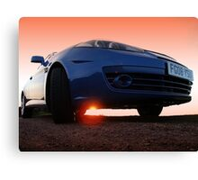 Low Down Canvas Print