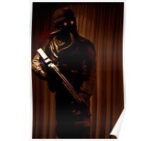 Gun Man From Kill Zone Poster