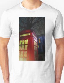 London Tardis Unisex T-Shirt