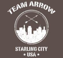Team Arrow One Piece - Short Sleeve