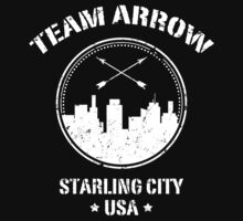 Team Arrow Kids Tee