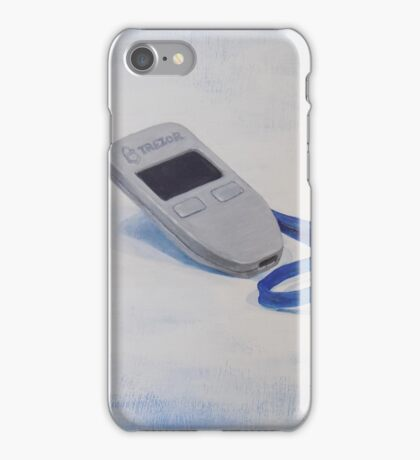 Trezor iPhone Case/Skin