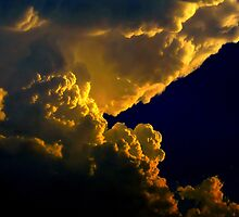 Height Of The Storm by Vince Scaglione