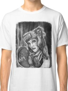 "MsTruise as ""Boxer Girl"" Classic T-Shirt"