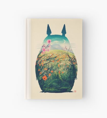 Tonari No Totoro Hardcover Journal