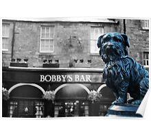 Greyfriar's Bobby - Edinburgh, Scotland, UK Poster