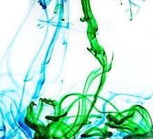 Ink 5 by Jonathan  Perlo