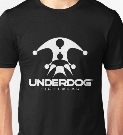 UNDERDOG logo tee, dark Unisex T-Shirt