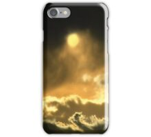 Signs In The Sky iPhone Case/Skin