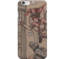 ComicCon Winged Merbunny iPhone Case/Skin