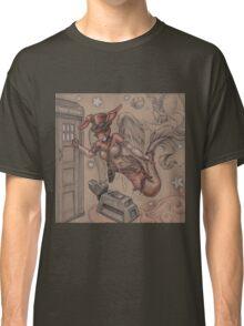 ComicCon Winged Merbunny Classic T-Shirt