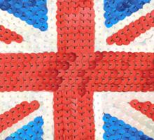 Glam Brit Shirt Sticker