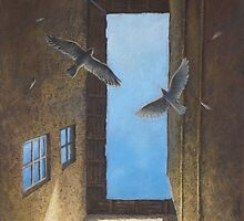 Into The Sky by Vera Kalinovska