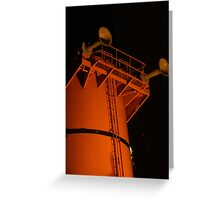 Queen Mary Horns Greeting Card