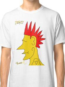 Bloke number 2 Classic T-Shirt