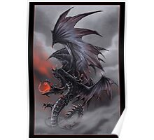The Dragon of Despair Poster