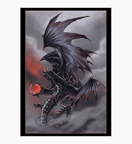 The Dragon of Despair Photographic Print