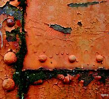 Rusty and Crusty in Mississippi by Debbie Robbins