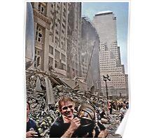 Ground Zero - 9/12/2001 Poster