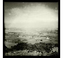 View Towards Egerton Photographic Print