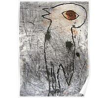bush stone curlew Poster
