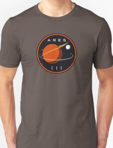 ARES III - The Martian T-Shirt
