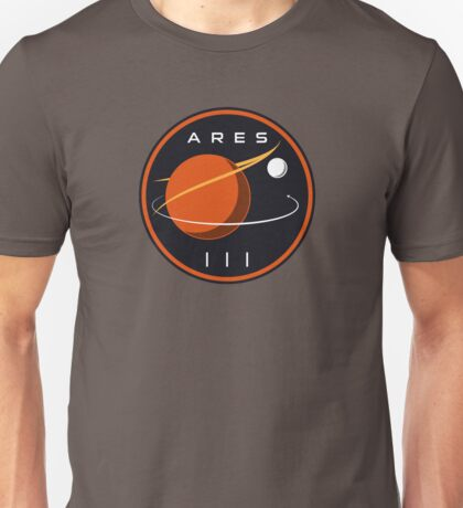 ARES III - The Martian Unisex T-Shirt