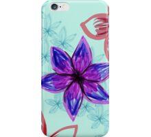 Sketchy Flower iPhone Case/Skin