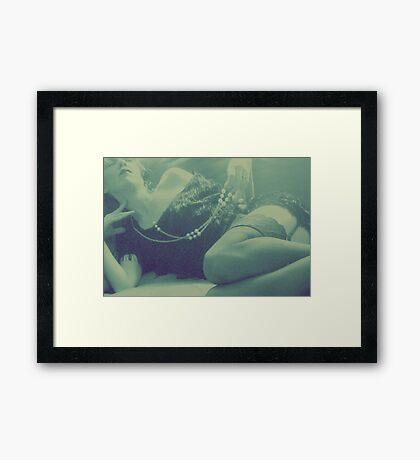 03-04-2011:  Vintage Balderdash Framed Print
