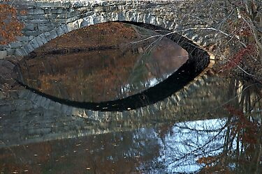 Stone Reflection by Barry Doherty