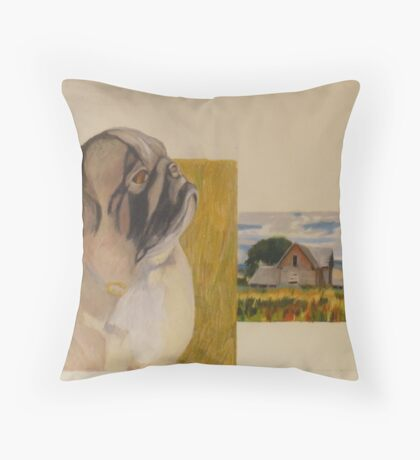 Dreams Of Redmond Throw Pillow